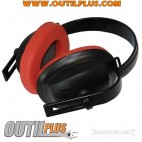 Casque anti-bruit compact SNR 22 dB