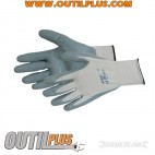 Gants nylon enduction nitrile expansé