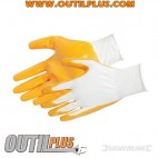 Gants nylon enduction nitrile