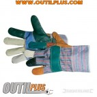 Gants de dockers patchwork
